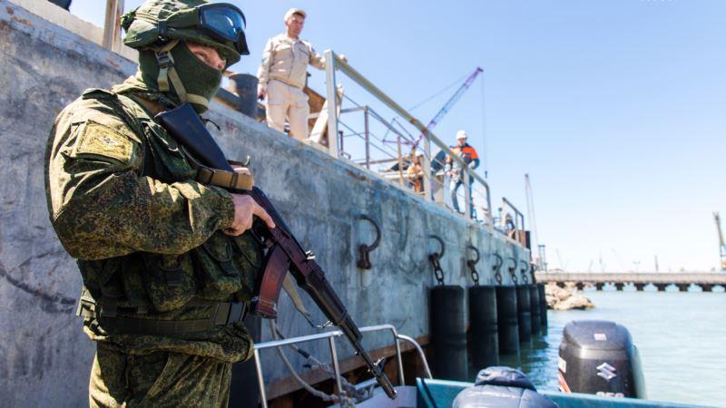 Российские войска в Крыму займутся охраной Керченского моста и диверсиями под Николаевом – аналитик