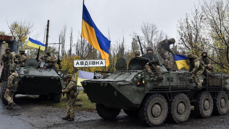За сутки на Донбассе погиб один украинский военный, обстреляны жилые дома Авдеевки – штаб АТО