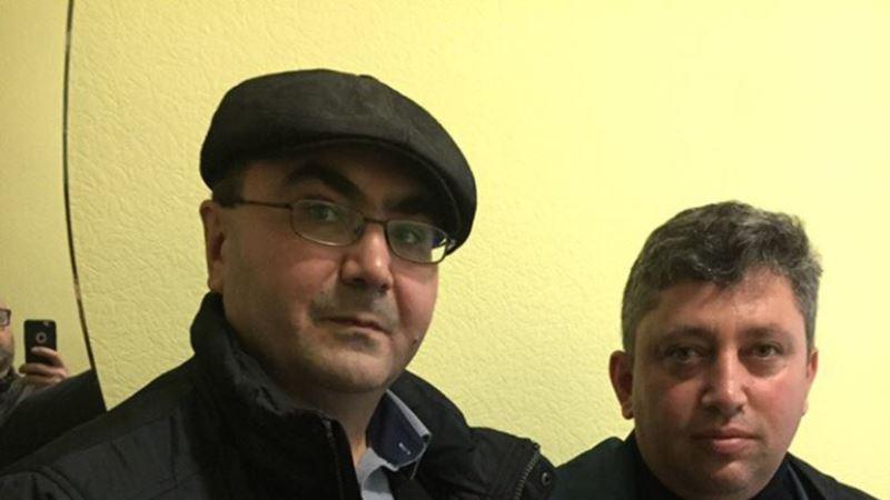 Азербайджанского журналиста задержали в «Борисполе» уже на выезде из Украины – проект «Без границ»