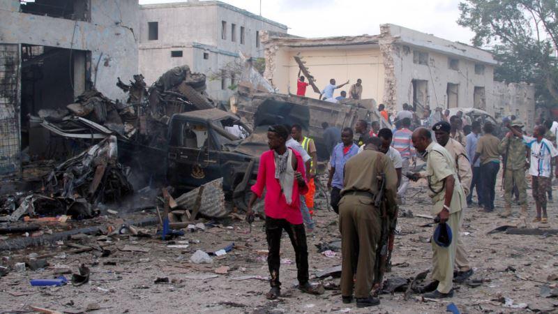 В столице Сомали завершилась осада гостиницы, более 25 человек погибли
