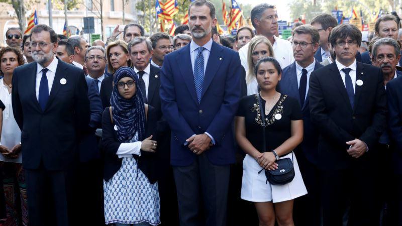 Король Испании призвал правительство страны защитить конституционный порядок в Каталонии