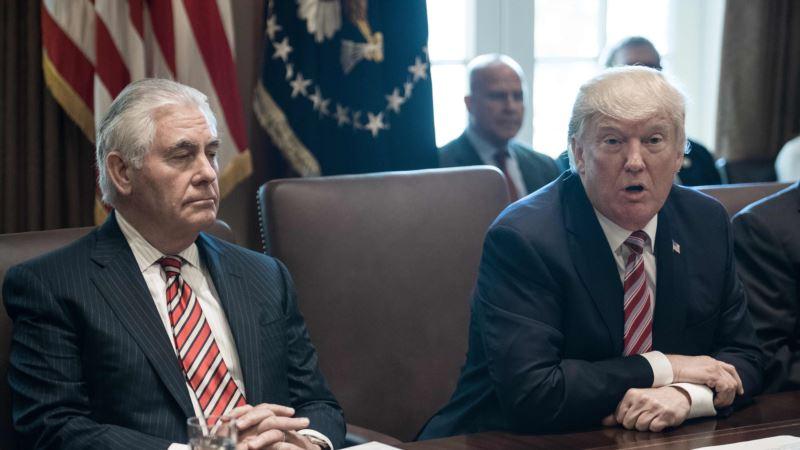 Президент США назвал переговоры с Северной Кореей тратой времени