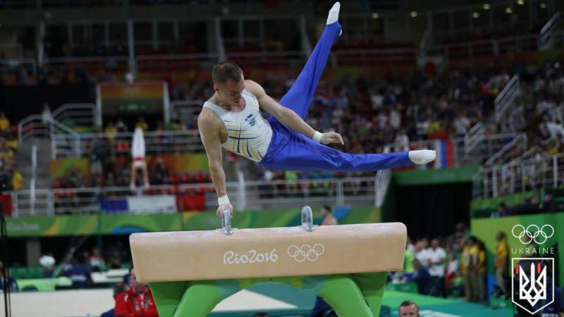 Украинские спортсмены завоевали два «серебра» на чемпионате мира по спортивной гимнастике