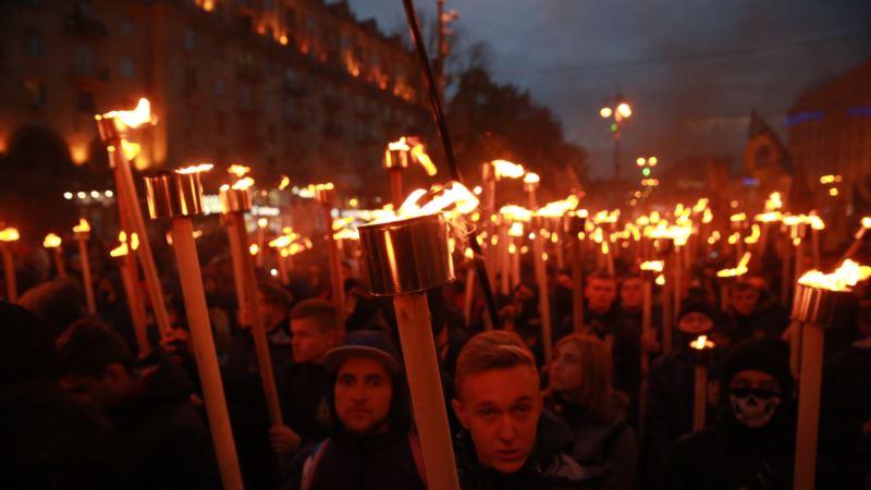 «Марш славы» в Киеве прошел без правонарушений – полиция