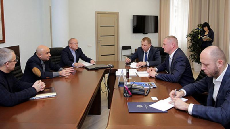 Нацполиция и прокуратура АРК обговорили перезагрузку работы правоохранителей в Крыму
