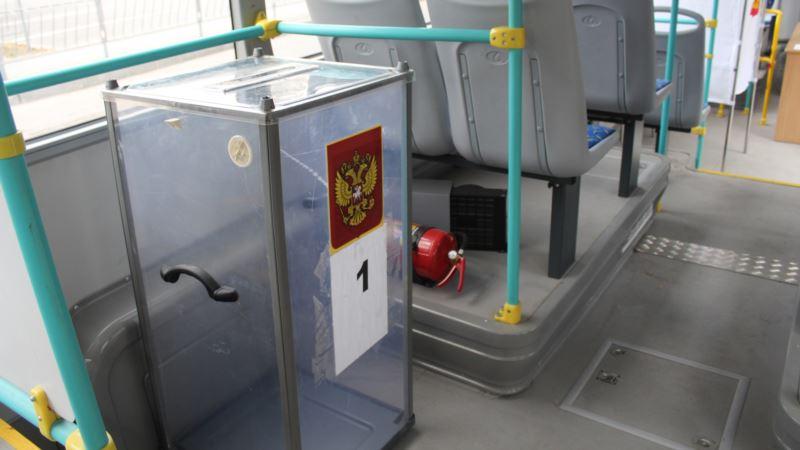 Крымские чиновники уже готовятся к выборам президента России