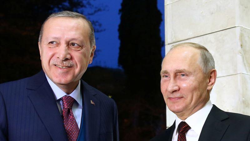 Путин заявил о возобновлении отношений между Россией и Турцией