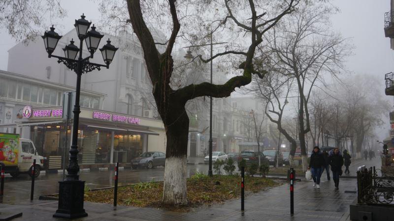 В Симферополе в ближайшие часы ожидается резкое ухудшение погоды