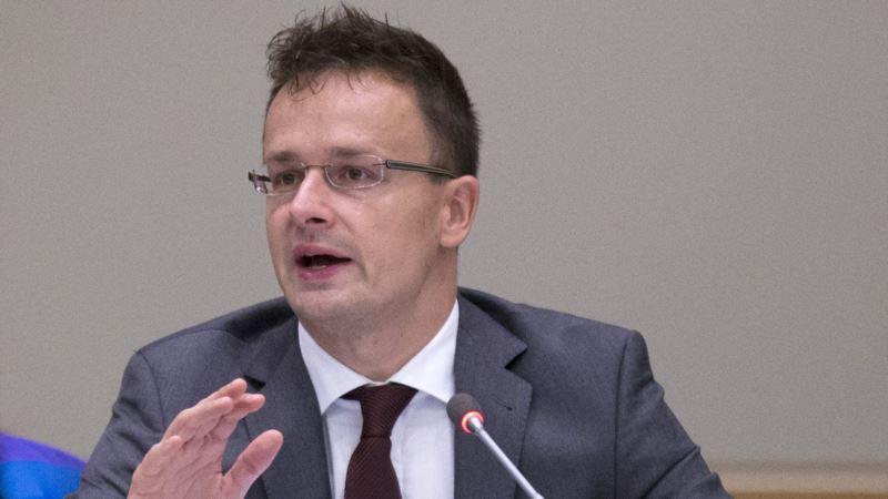 Посла Украины вызвали в МИД Венгрии из-за снятия венгерского флага на Закарпатье
