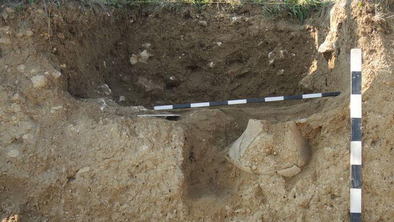 Под Керчью откопали сельскую усадьбу времен Римской империи