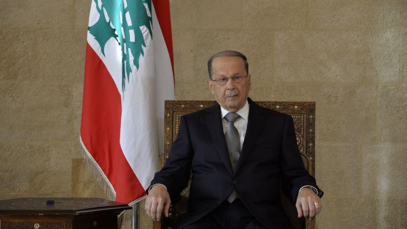 Президент Ливана: премьерХарири содержитсяв Эр-Рияде
