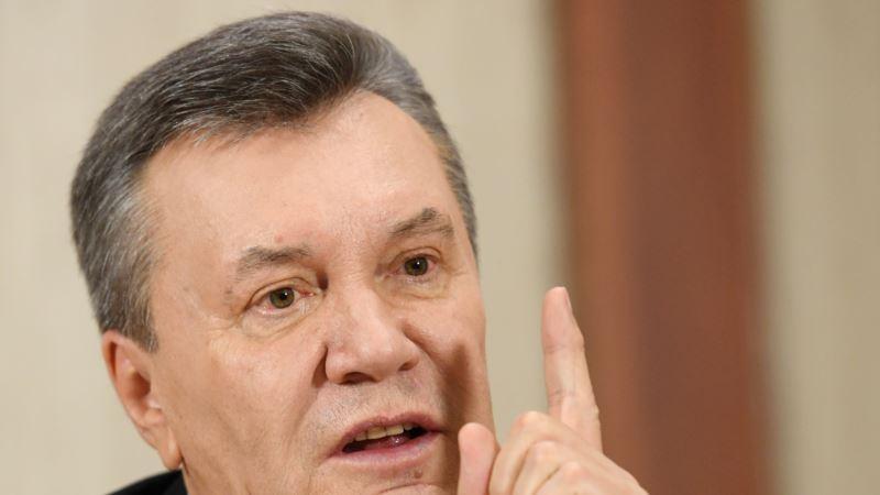 Суд продолжит рассмотрение дела Януковича 20 декабря