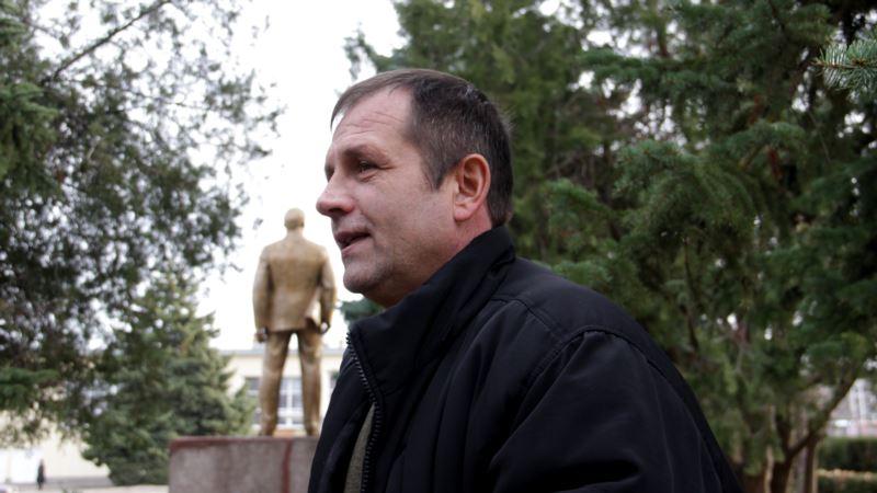 Верховный суд Крыма повторно отправил Балуха под домашний арест