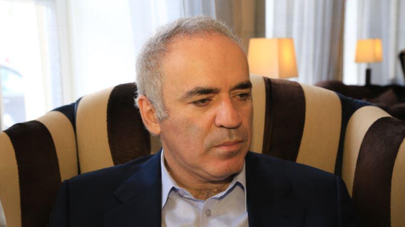 Каспаров: Крым – захваченная территория в нарушение всех международных договоров