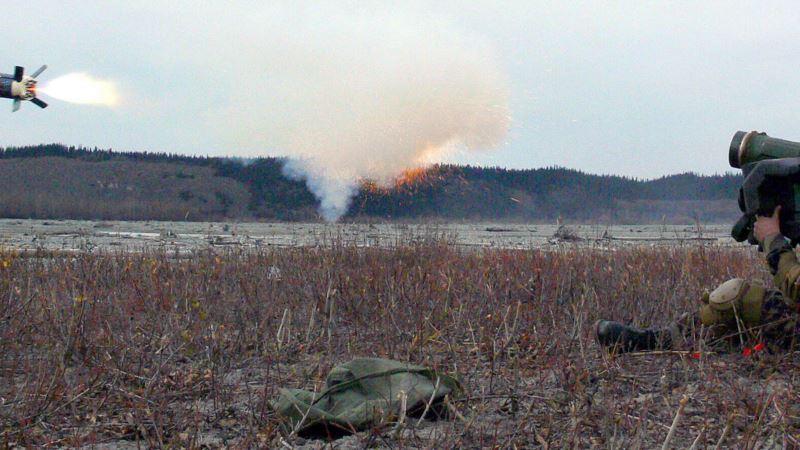 Украинские военные отрицают сообщения о подготовке операторов ПТРК Javelin в ближайшее время