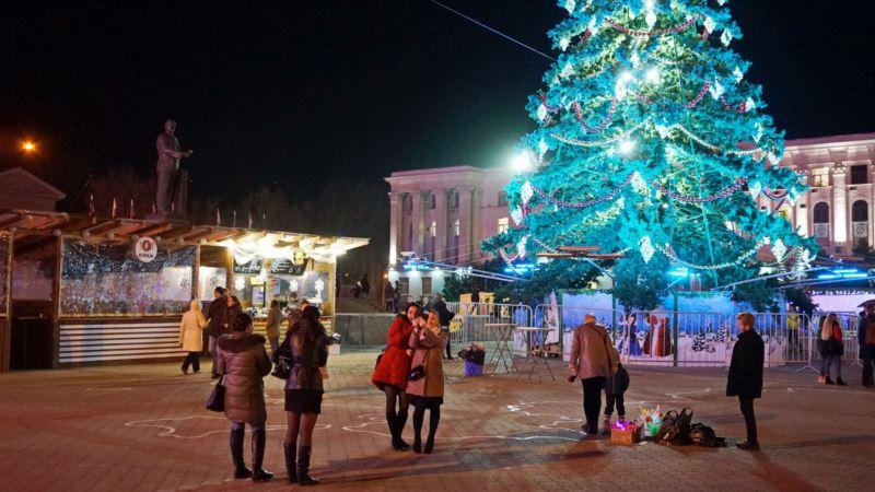 Новый год в Крыму отметили без происшествий – спасатели