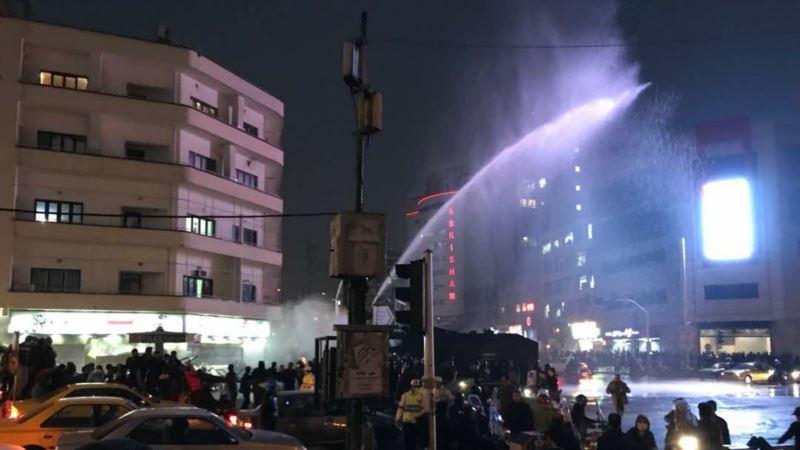 Протесты в Иране: власти заявляют об аресте 200 человек