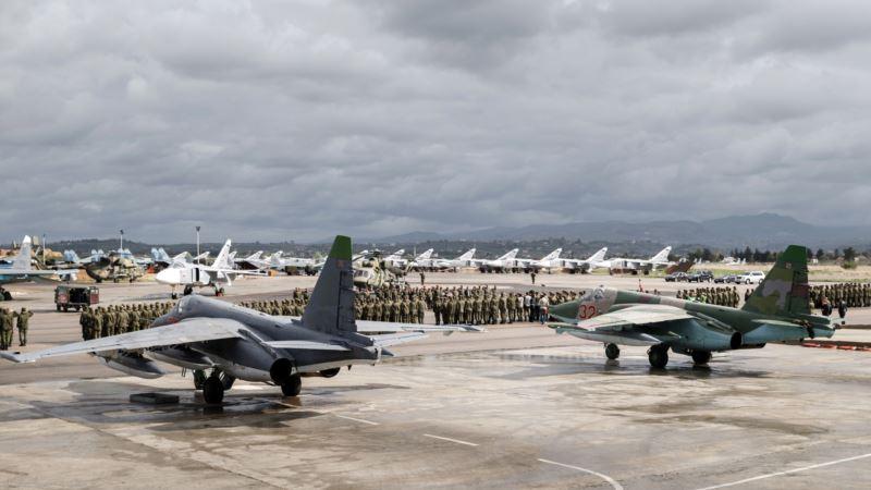 Минобороны России: беспилотники атаковали авиабазу «Хмеймим» в Сирии