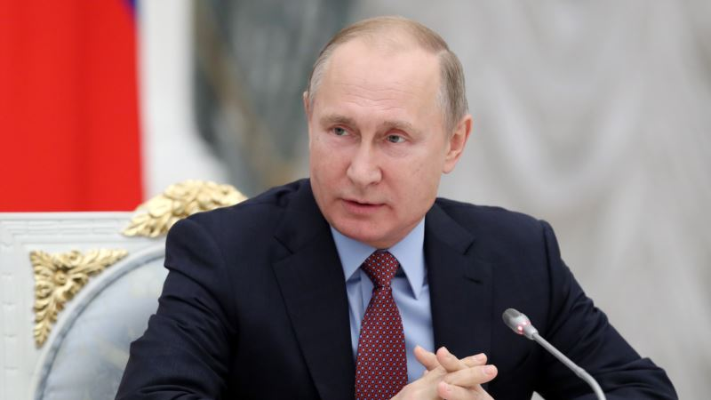 Путин: «Отношения с Украиной улучшатся после урегулирования на Донбассе»