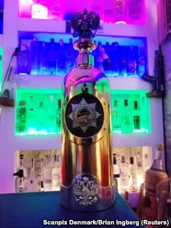 В Дании украли бутылку водки стоимостью 1,3 миллиона долларов