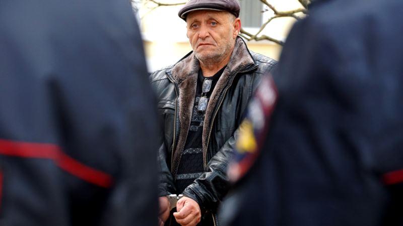 МИД Украины требует от России освободить арестованного в Крыму активиста Бекира Дегерменджи