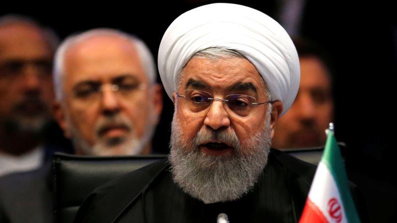 Роугани: иранцы имеют право на протест, но мирный