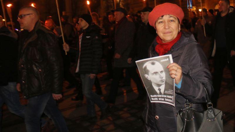Акции в честь Бандеры в регионах Украины прошли без инцидентов – полиция