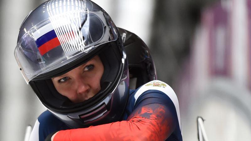 Российскую бобслеистку отстранили от Олимпиады из-за допинга