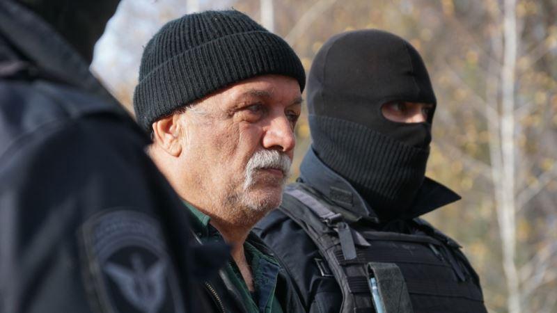 Арестованного по «делу Веджие Кашка» Чапуха содержат в медсанчасти СИЗО – адвокат