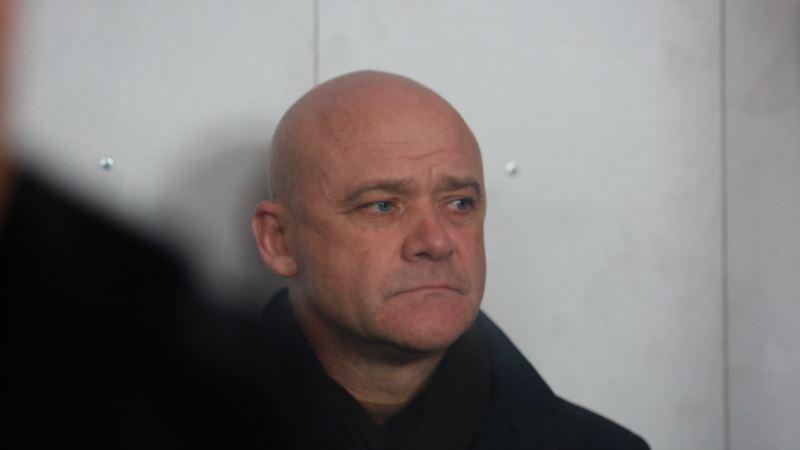 Киев: прокуратура просит суд отстранить мэра Одессы Труханова