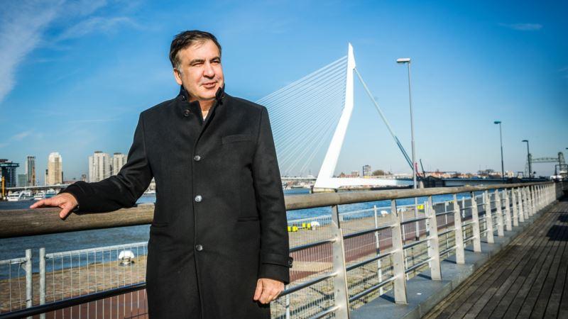 Киев: защита Саакашвили заявила отвод судей по иску к Порошенко
