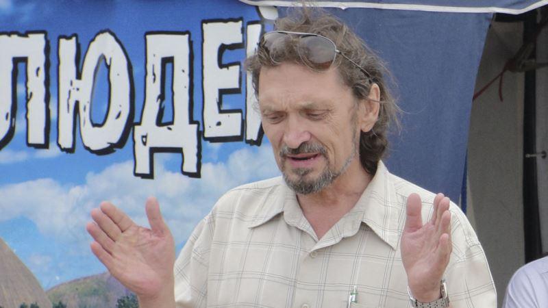 Умер пастор-протестант Александр Хомченко, которого пытали на территории «ДНР»