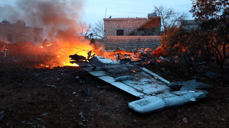 Группировка «Хаят Тахрир аш-Шам» взяла ответственность за сбитый российский самолет в Сирии