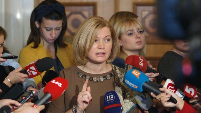 Геращенко отрицает подготовку обмена «крымских дезертиров» Баранова и Одинцова на украинских политузников