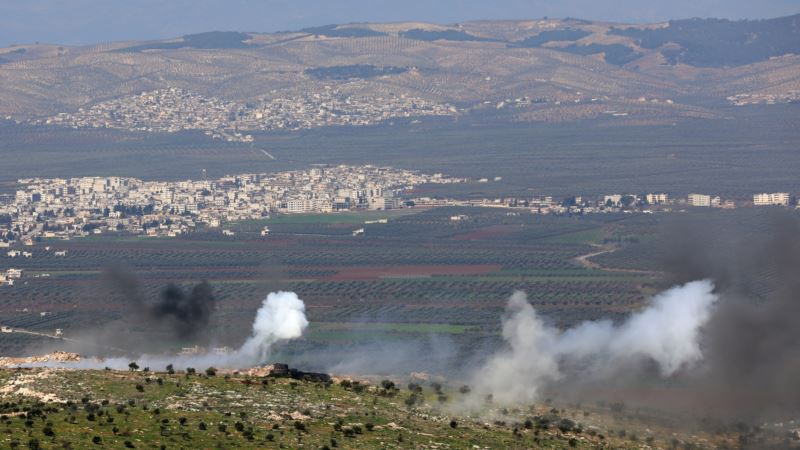 Сирия: проправительственные войска вошли в Африн для защиты границы от Турции