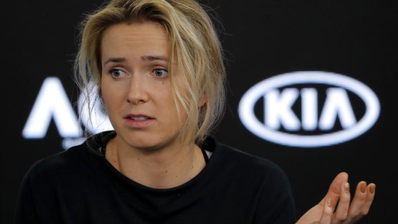 Свитолина покинула главную тройку рейтинга лучших теннисисток мира