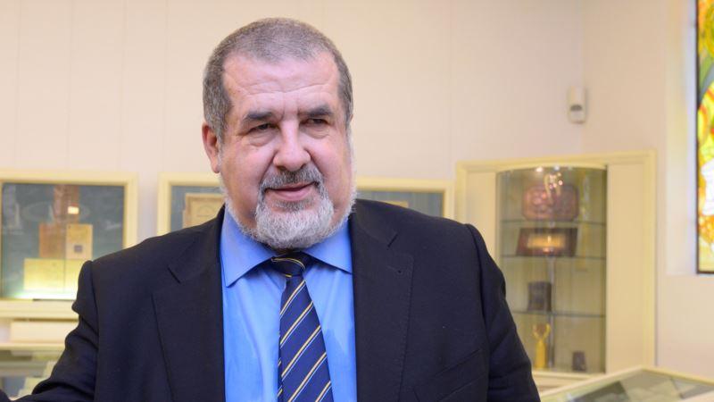 Чубаров: в Раде обсудили новый проект Совета Европы по защите нацменьшинств