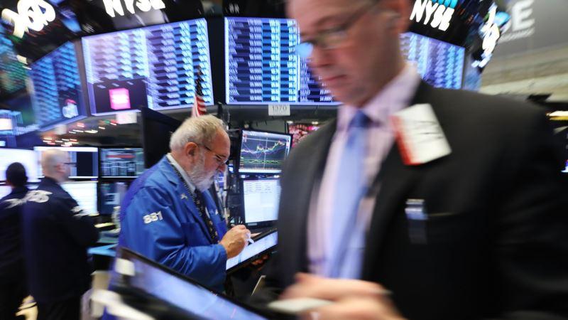 В США произошел обвал фондового рынка
