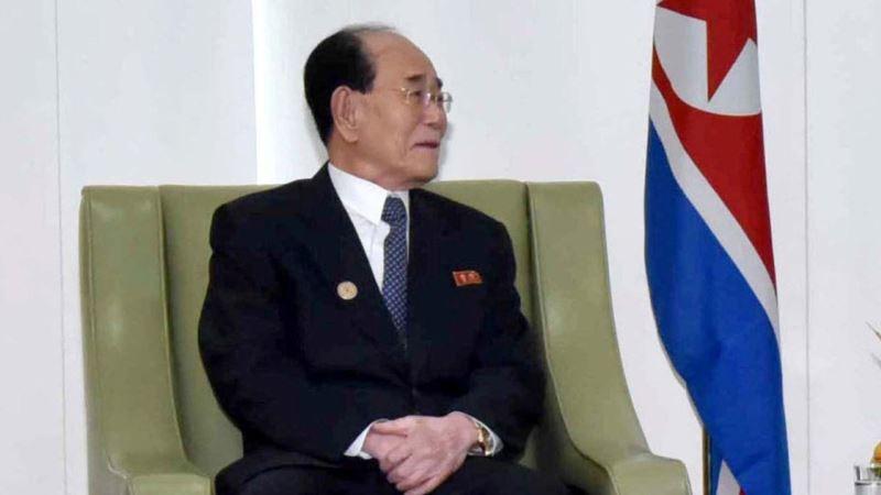 Формальный глава КНДР планирует посетить Южную Корею во время Олимпиады