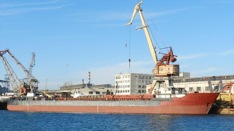 Киев: в январе в закрытые порты Крыма заходили 19 грузовых судов-нарушителей