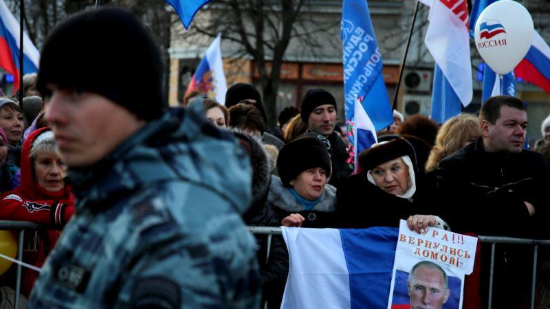 В Бахчисарае годовщину «крымской весны» отметят с Газмановым и военной техникой