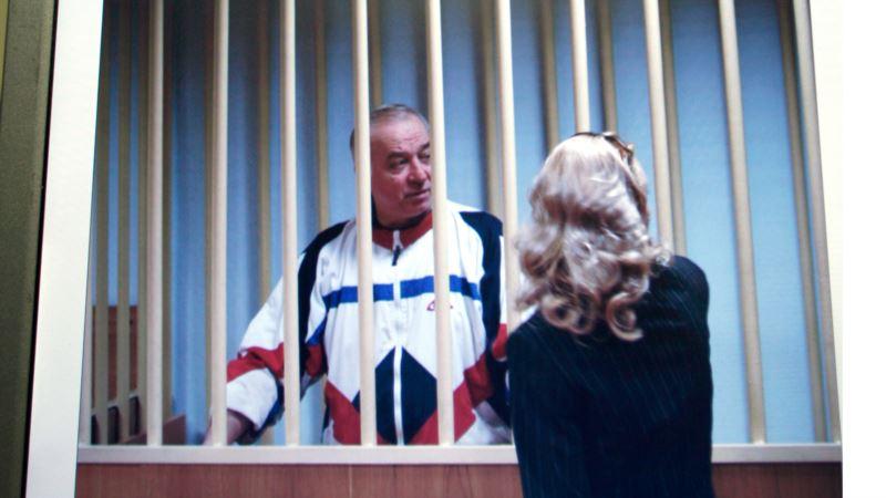 В Британии осужденного в России за шпионаж госпитализировали с отравлением неизвестной жидкостью – BBC