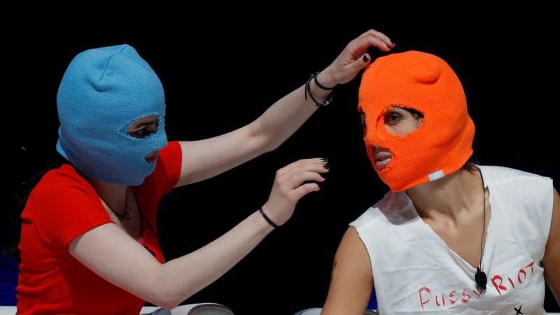 Pussy Riot о внесении в базу «Миротворец»: «Лучше бы думали об освобождении Сенцова»