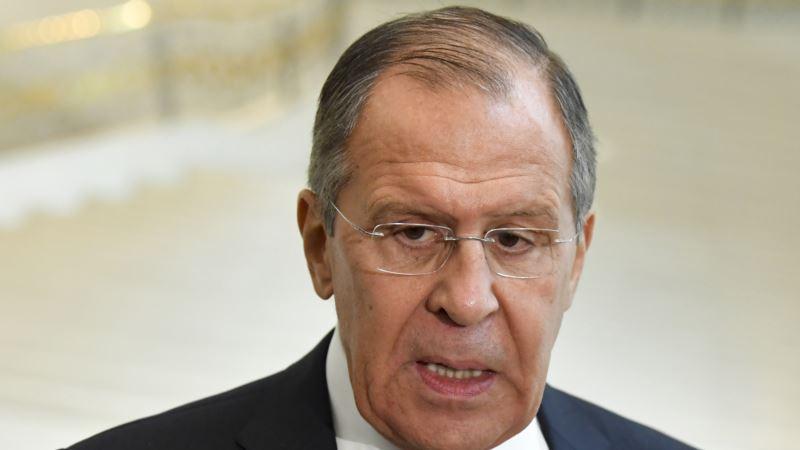 Россия закрывает консульство США в Петербурге и высылает дипломатов – Лавров