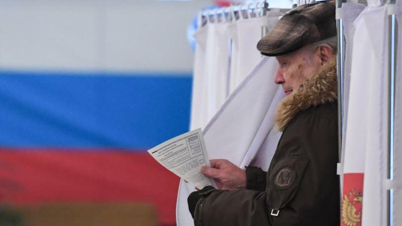 Совфед России: в выборы президента пытались вмешаться из-за рубежа