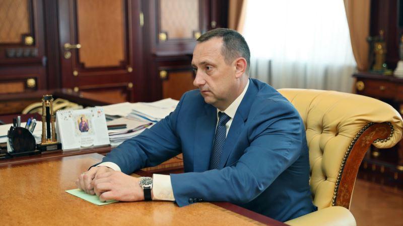 Вице-премьер российского правительства Крыма Серов подал в отставку – Аксенов