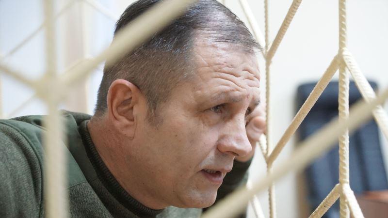Щекун: Киев практически ничего не делает, чтобы освободить голодающего Балуха