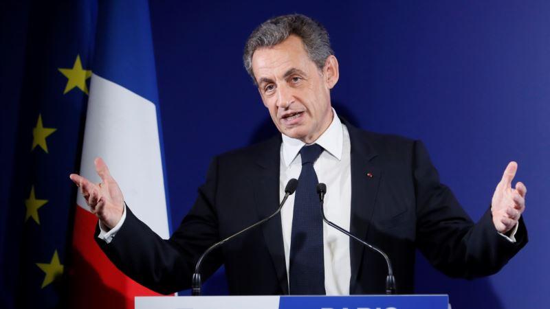 Во Франции задержали экс-президента Саркози – Reuters