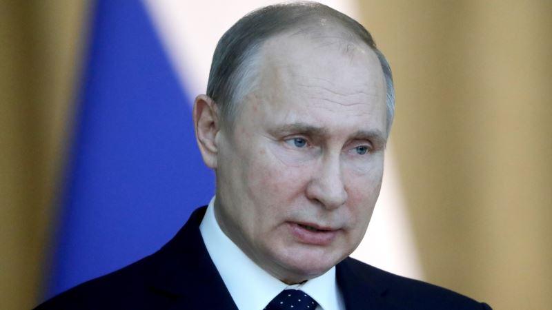 В Кремле готовят поездку Путина в Крым – Песков