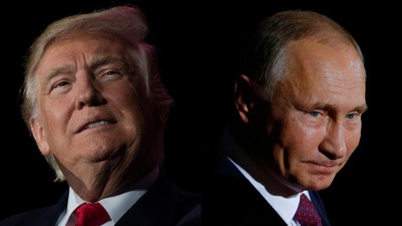 Трамп о поздравлении Путина: Взаимопонимание с Россией – это «доброе дело»